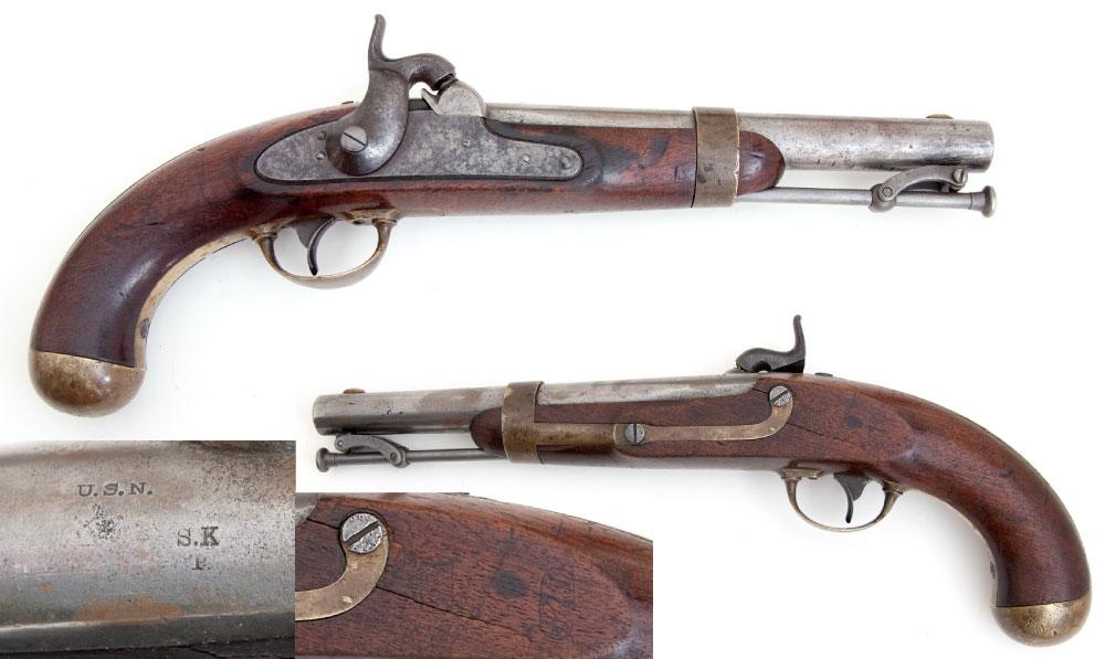 Pistols | Civil War Navy