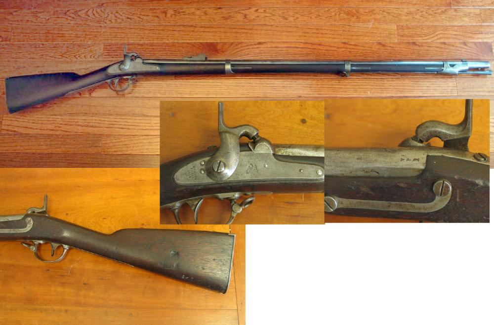 Long Arms | Civil War Navy