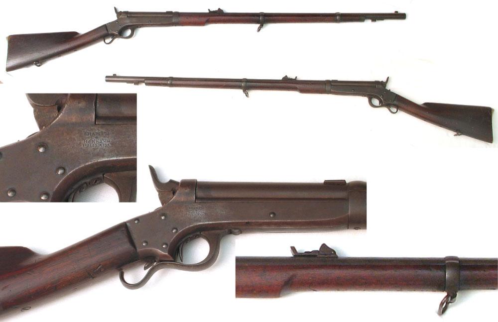 Long Arms   Civil War Navy